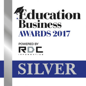 thumbnail_Education business awards SILVER